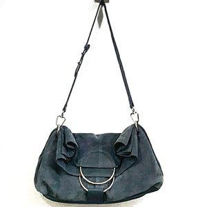 Liebeskind Large Suede Crossbody/Shopper/Travelbag